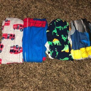 Toddler boy onesie bundle
